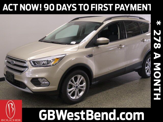 2017 Ford Escape SE West Bend WI