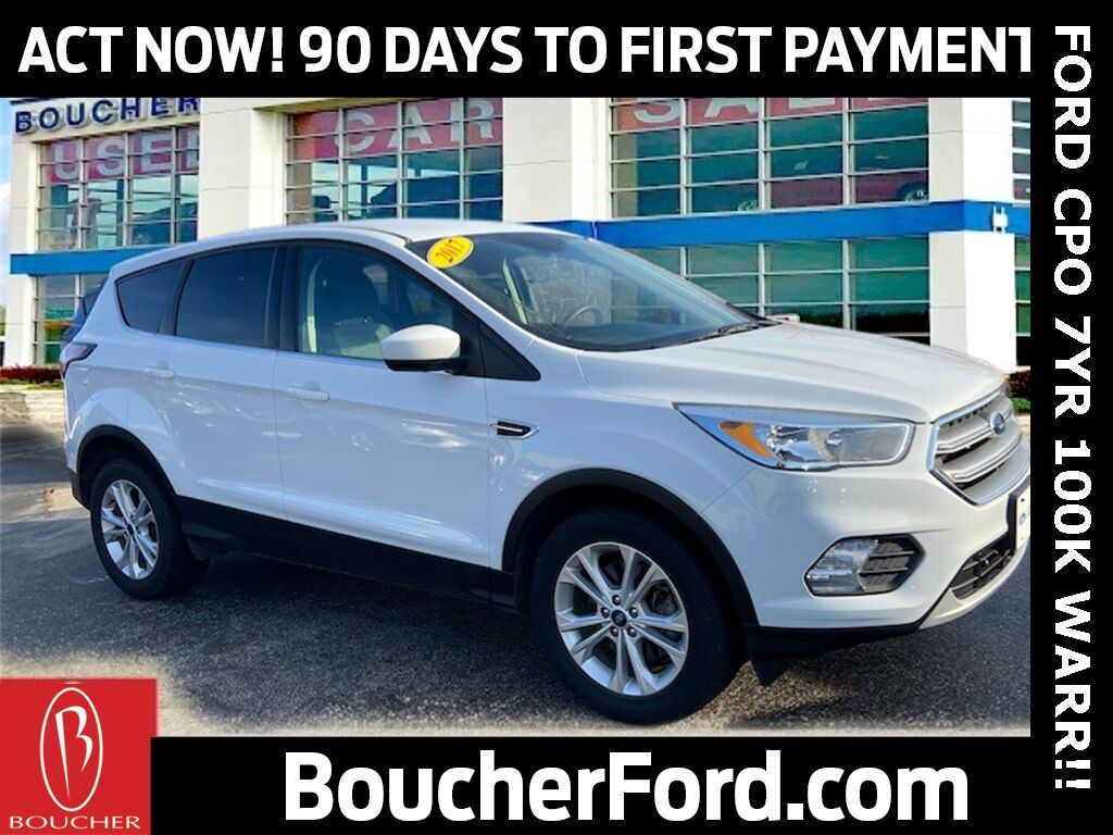 2017 Ford Escape SE Menomonee Falls WI