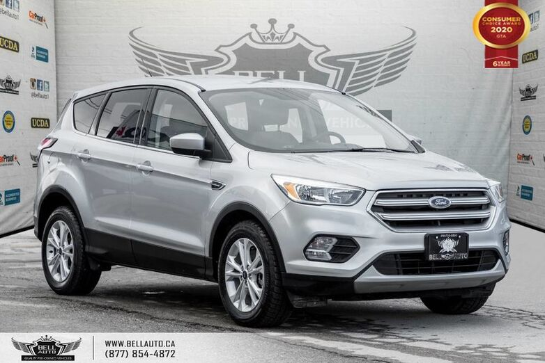 2017 Ford Escape SE, NO ACCIDENT, AWD, REAR CAM, SENSORS, BLUETOOTH Toronto ON
