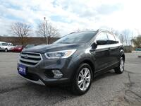 2017 Ford Escape SE Navigation Heated Seats Back Up Cam