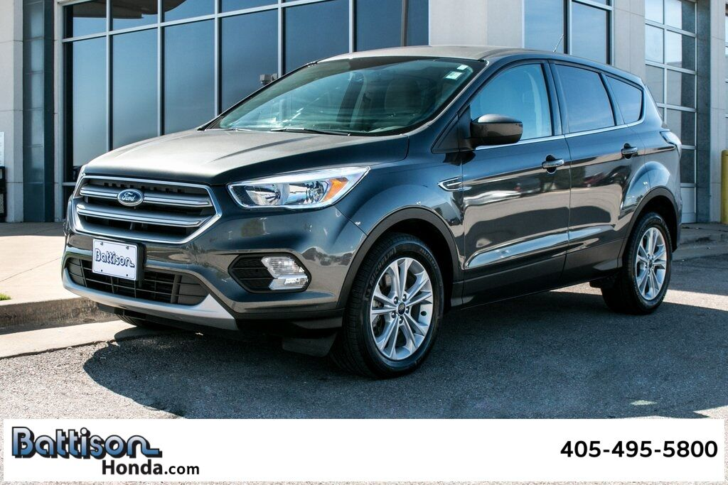 2017_Ford_Escape_SE_ Oklahoma City OK