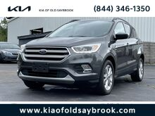 2017_Ford_Escape_SE_ Old Saybrook CT