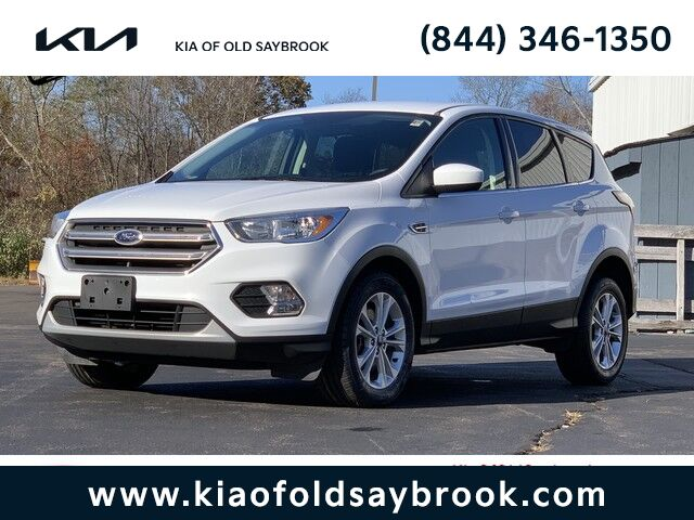 2017 Ford Escape SE Old Saybrook CT