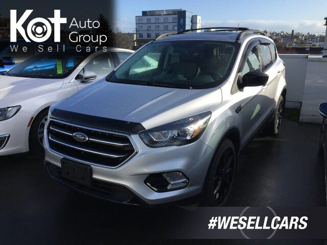 2017 Ford Escape SE One Owner, No Accidents! Victoria BC