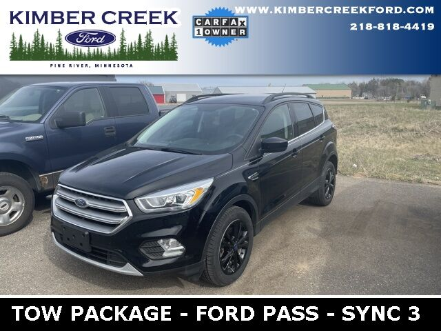 2017 Ford Escape SE Pine River MN