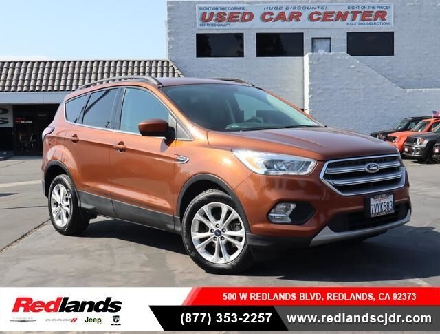 2017 Ford Escape SE Redlands CA