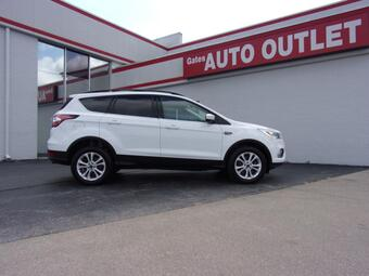 2017_Ford_Escape_SE_ Richmond KY