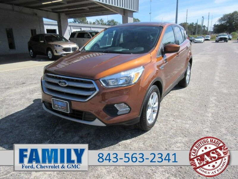 2017 Ford Escape SE SUV FWD St. George SC