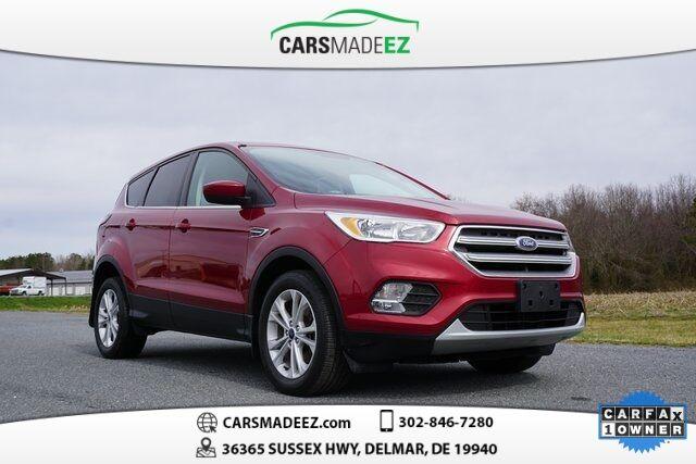 2017 Ford Escape SE Salisbury MD