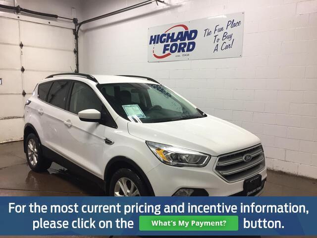2017 Ford Escape SE Sault Sainte Marie ON