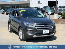 2017 Ford Escape SE South Burlington VT
