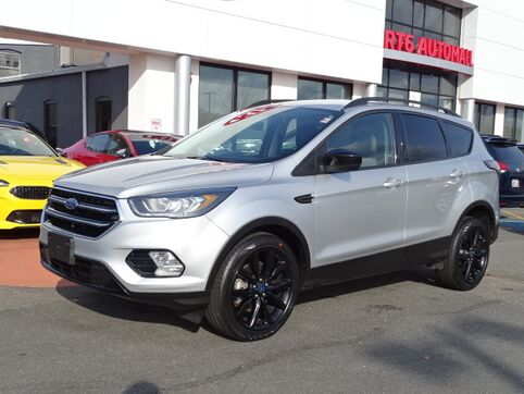 2017_Ford_Escape_SE_ Swansea MA