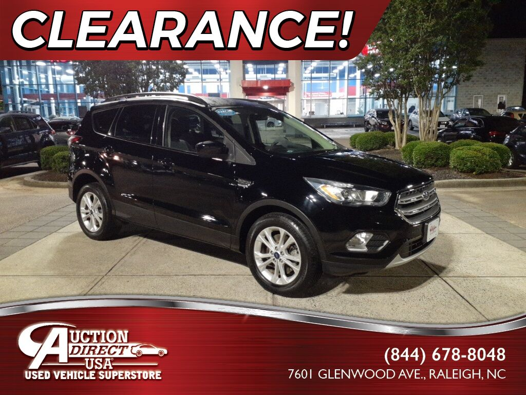 2017 Ford Escape SE Raleigh NC