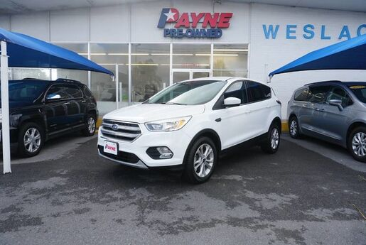 2017 Ford Escape SE Weslaco TX