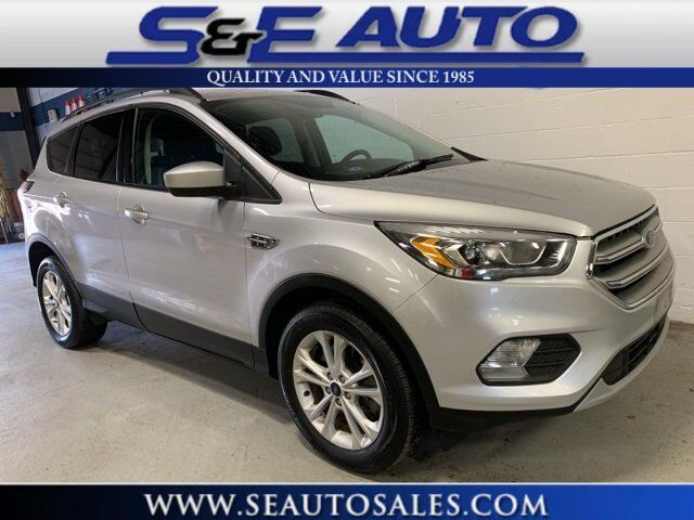 2017 Ford Escape SE Weymouth MA