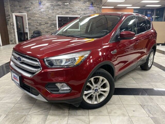 2017 Ford Escape SE Worcester MA
