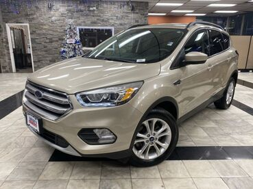 2017_Ford_Escape_SE_ Worcester MA