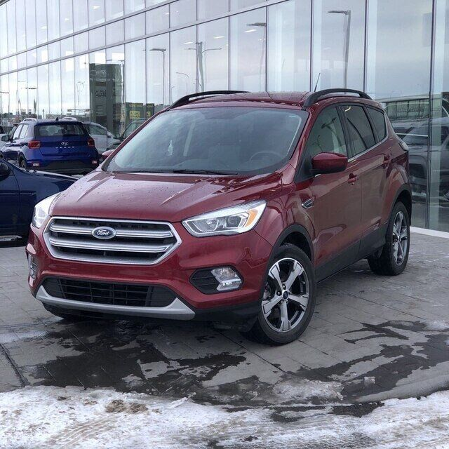 2017 Ford Escape SE/eco boost/back up cam/bluetooth Calgary AB