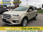 2017 Ford Escape SE w/Heated Leather & Back-up Camera