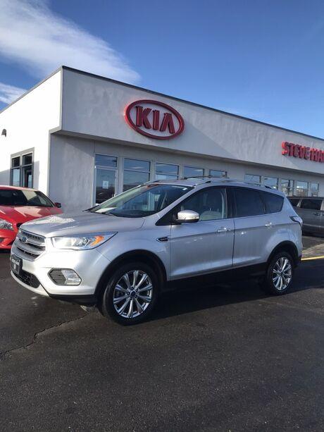 2017 Ford Escape TITANIUM 4WD Yakima WA