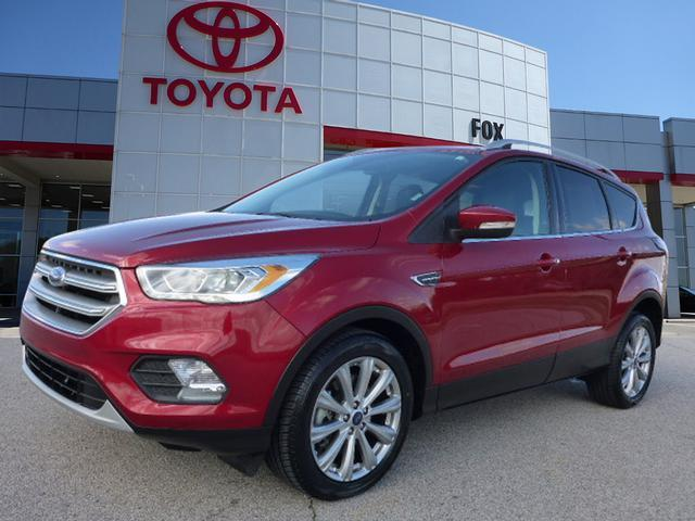 2017 Ford Escape TITANIUM Clinton TN