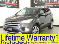 Ford Escape TITANIUM ECOBOOST BLIND SPOT ASSIST REAR CAMERA REAR PARKING AID LEATHER HE 2017