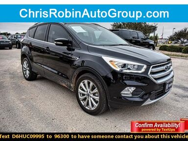 2017_Ford_Escape_TITANIUM FWD_ Midland TX