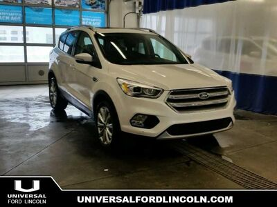 2017_Ford_Escape_Titanium  - Certified - Leather Seats_ Calgary AB
