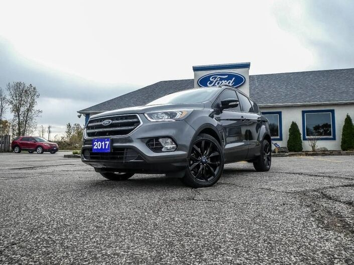2017 Ford Escape Titanium- 4WD- LEATHER- NAVIGATION- HEATED SEATS- LOADED Essex ON