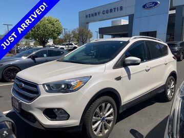2017_Ford_Escape_Titanium_ Santa Rosa CA