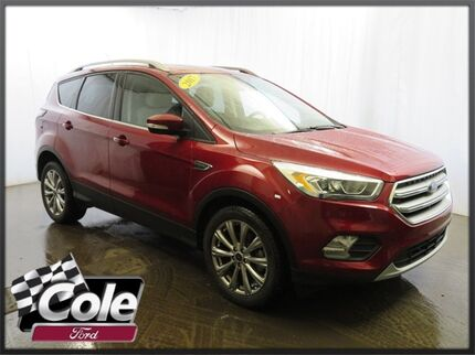 2017_Ford_Escape_Titanium_ Southwest MI