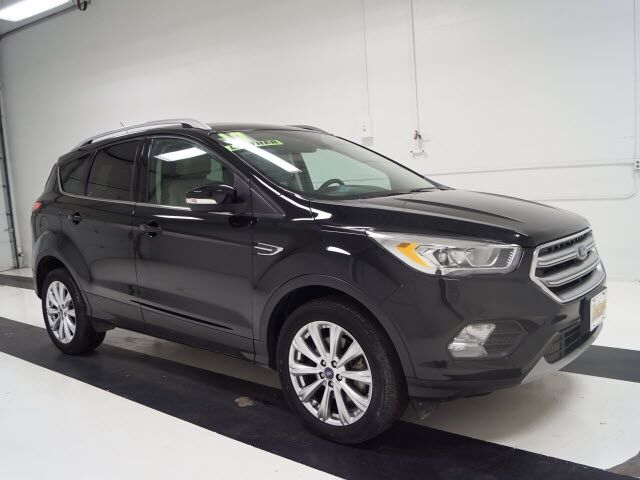 2017 Ford Escape Titanium 4WD Topeka KS