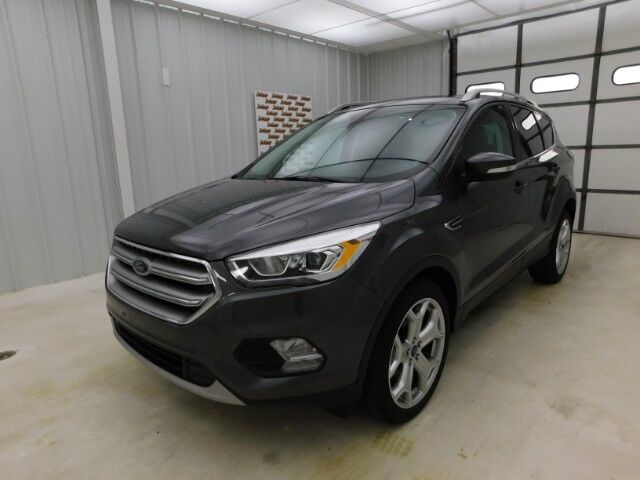 2017 Ford Escape Titanium 4WD Manhattan KS