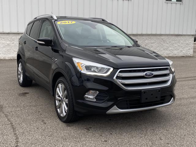 2017 Ford Escape Titanium 4WD Muskegon MI