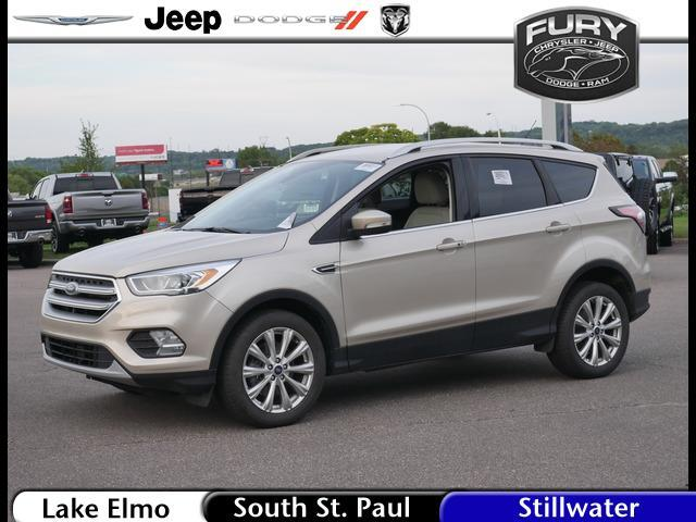 2017 Ford Escape Titanium 4WD Stillwater MN