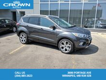 2017_Ford_Escape_Titanium AWD Blowout Pricing! *Clean Carproof/Local/One Owner*_ Winnipeg MB