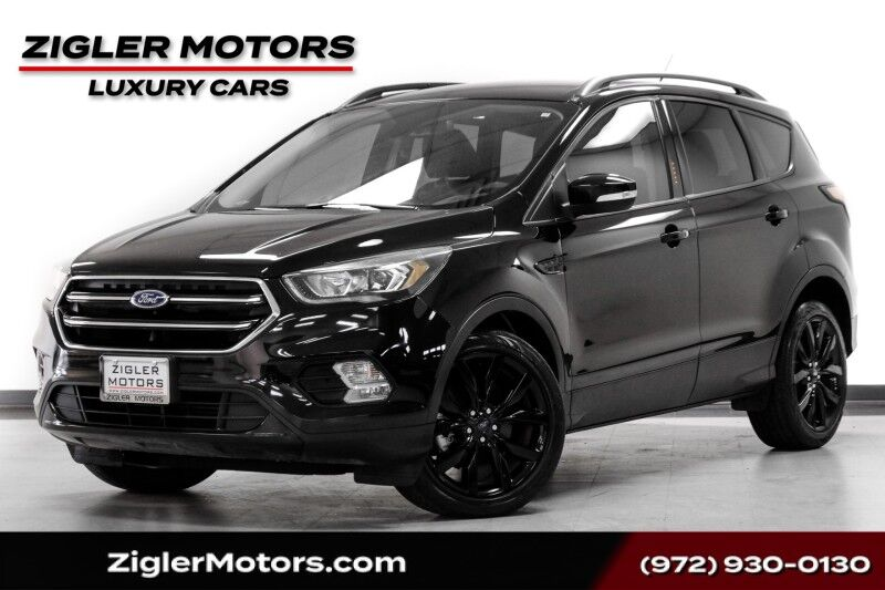 2017 Ford Escape Titanium Addison TX