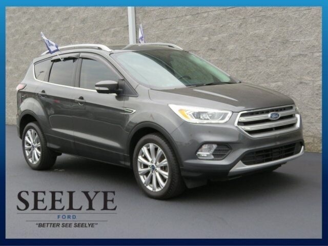 2017 Ford Escape Titanium Battle Creek MI