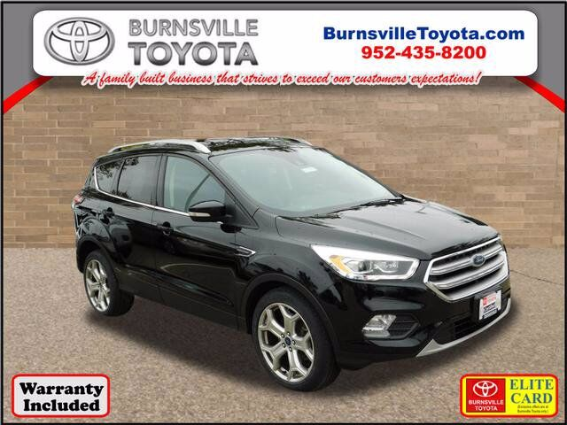 2017 Ford Escape Titanium Burnsville MN