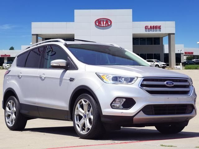 2017 Ford Escape Titanium Carrollton TX