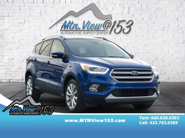 2017 Ford Escape Titanium Chattanooga TN