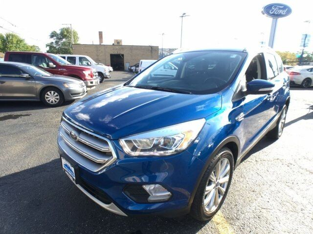 2017 Ford Escape Titanium Chicago IL