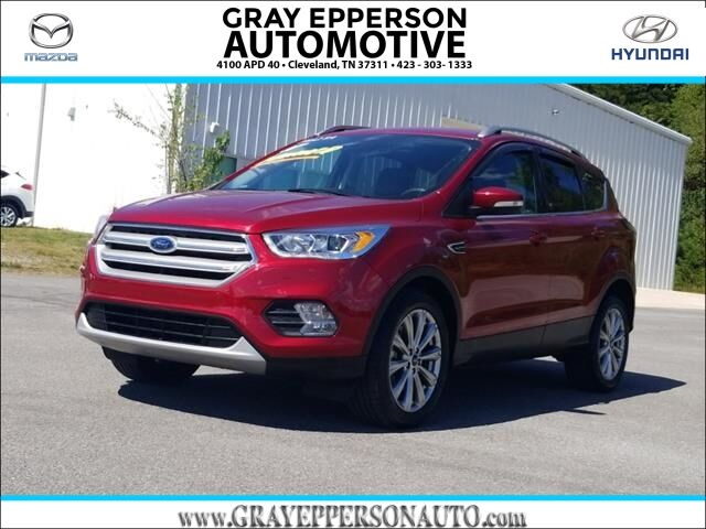 2017 Ford Escape Titanium Cleveland TN