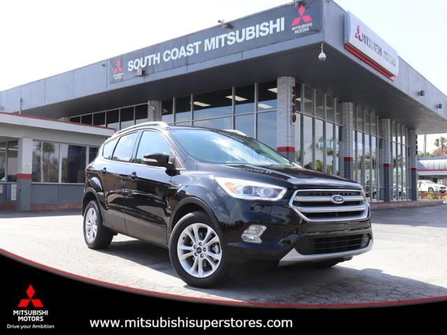 2017 Ford Escape Titanium Costa Mesa CA