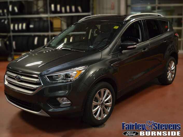 2017 Ford Escape Titanium Dartmouth NS