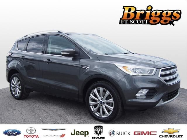 2017 Ford Escape Titanium FWD Fort Scott KS