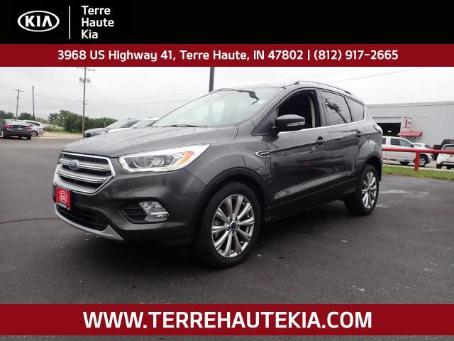 2017 Ford Escape Titanium FWD Terre Haute IN