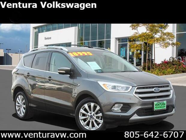 2017 Ford Escape Titanium FWD Ventura CA