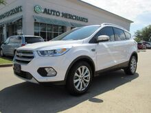 2017_Ford_Escape_Titanium FWD,2.0L Turbocharged, 4 Cylinder,Sun/Moonroof, Leather Seats, Remote Engine Start_ Plano TX