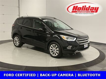2017_Ford_Escape_Titanium_ Fond du Lac WI